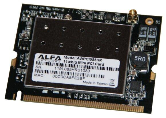 Alfa Network AWPCI085HR