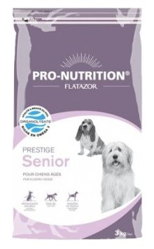 Корм для собак Flatazor Prestige Senior