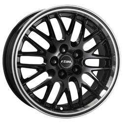 Колесные диски RIAL Norano 8.5x18/5x120 D72.6 ET32 Diamond Black