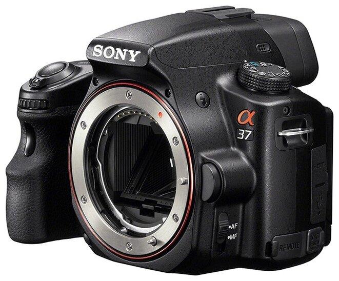 Sony Alpha SLT-A37 Body