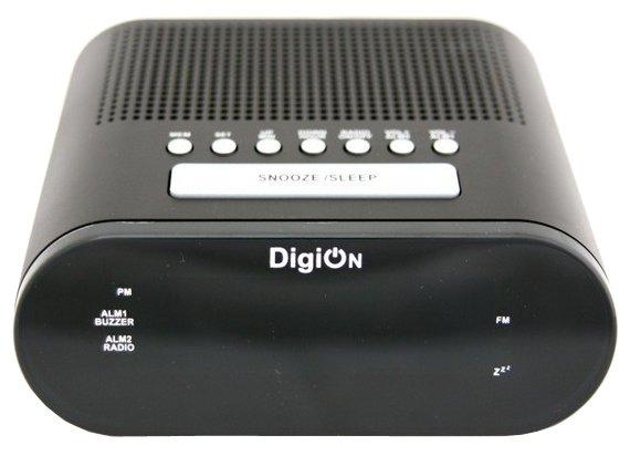 Радиобудильник DigiOn PTE0609AF