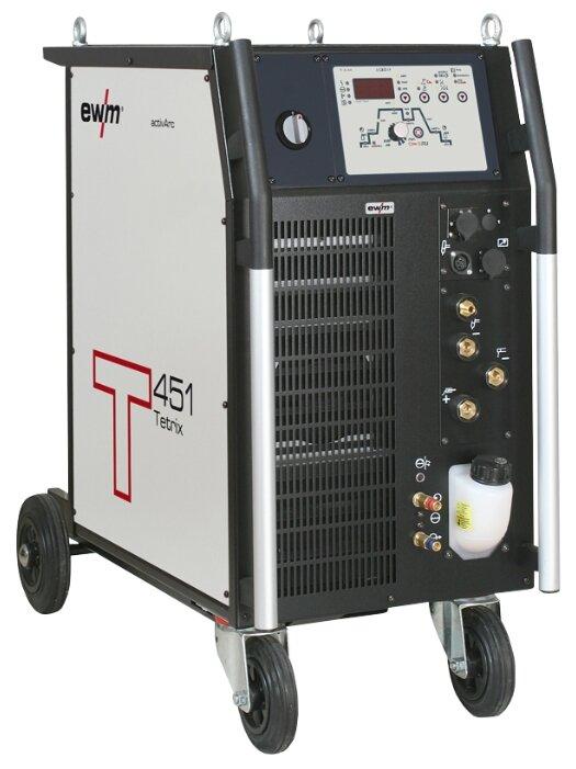Сварочный аппарат EWM Tetrix 451 Comfort FW (TIG, MMA)