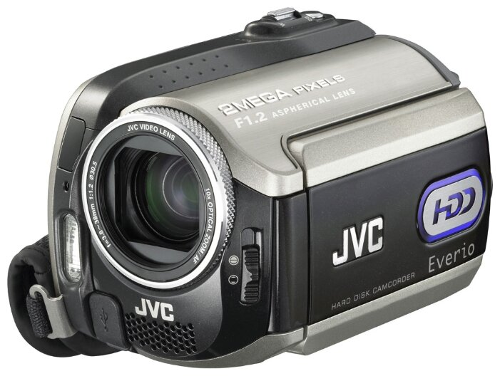 JVC Everio GZ-MG275