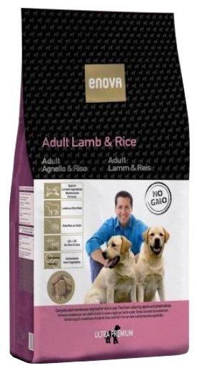 ENOVA Adult Lamb & Rice сухой корм для собак (14 кг)