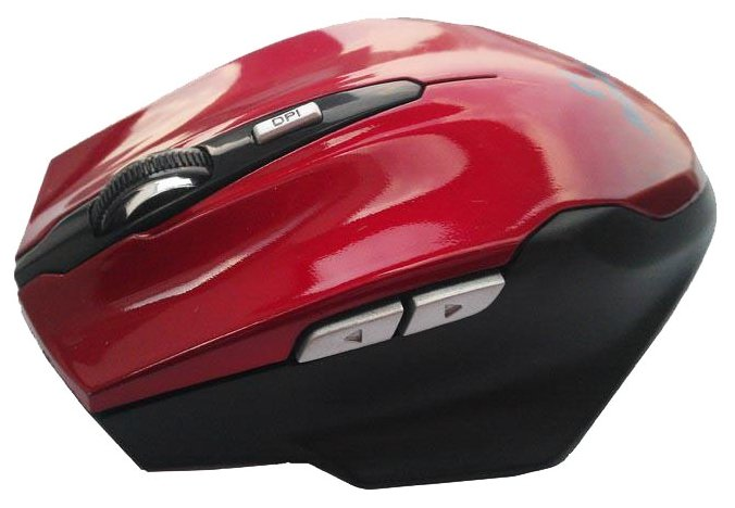 Мышь Aneex E-WM005 Red-Black USB