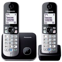 Радиотелефон Panasonic KX-TG6812 RUB