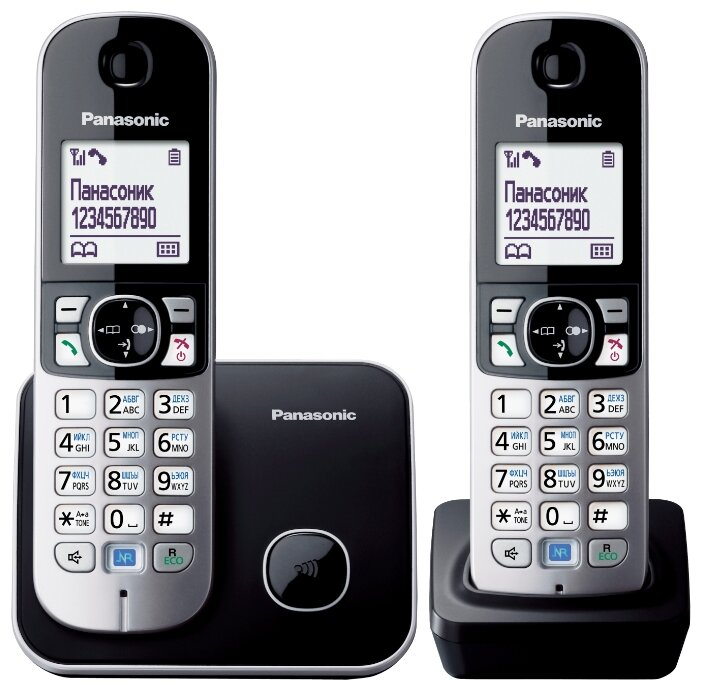 Радиотелефон Panasonic KX-TG1611 RUJ