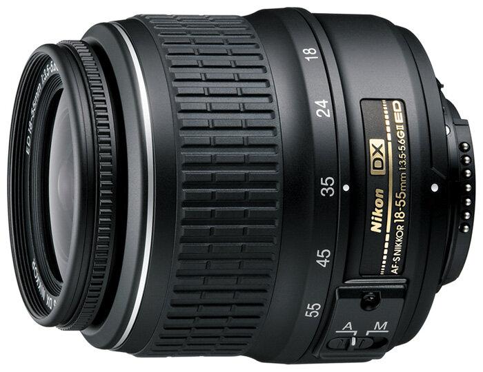 Nikon 18-55mm f/3.5-5.6G ED AF-S DX Zoom-Nikkor