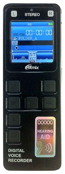 Ritmix Диктофон Ritmix RR-970 1Gb