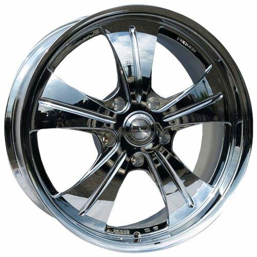 Фото - Колесный диск Racing Wheels HF-611 10x22/5x120 D72.6 ET45 Chrome смеситель zorg zr 313yf 33 chrome
