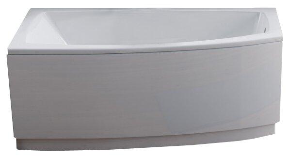 Отдельно стоящая ванна aquaform Arcline 150x70 асимметричная