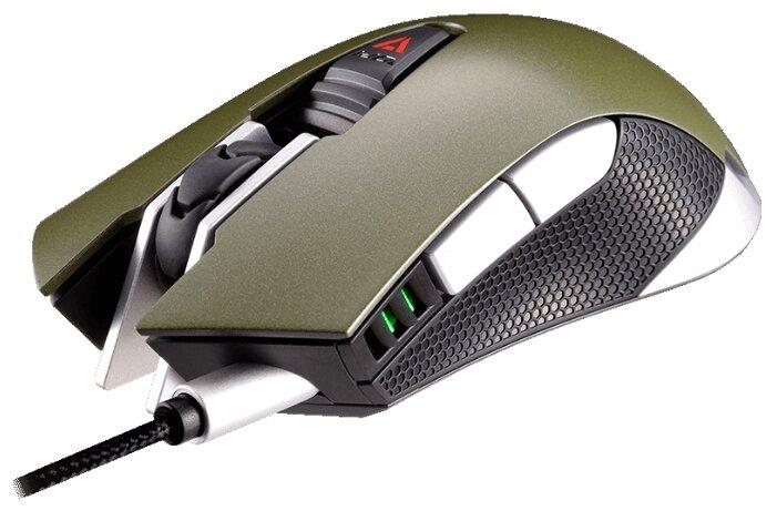 COUGAR 530M Army Green USB
