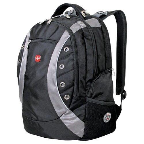 Купить Рюкзак WENGER Zoom 1191215 черный/серый