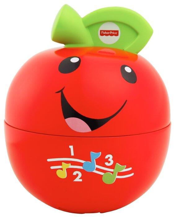 Интерактивная развивающая игрушка Fisher-Price Смейся и учись. Обучающее яблочко