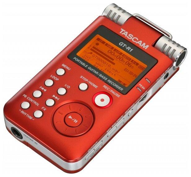 Tascam Портативный рекордер Tascam GT-R1