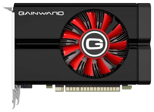 Gainward Видеокарта Gainward GeForce GTX 1050 Ti 1290Mhz PCI-E 3.0 4096Mb 7000Mhz 128 bit DVI HDMI HDCP