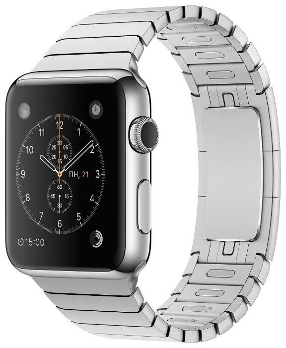 Apple Часы Apple Watch 42mm with Link Bracelet