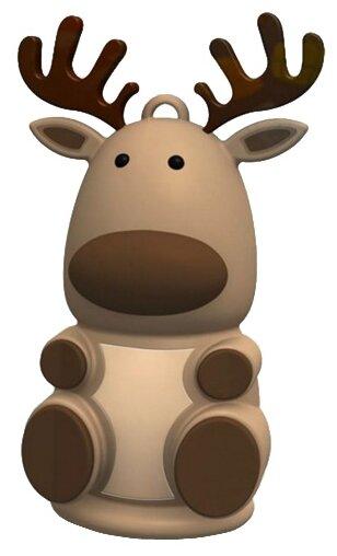 SmartBuy Флешка SmartBuy NY series Caribou Deer