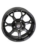NZ Wheels F-25 MB 6x15/4x100 D54.1 ET48 - фото 1