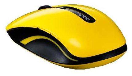 Мышь Rapoo 7200P Yellow USB
