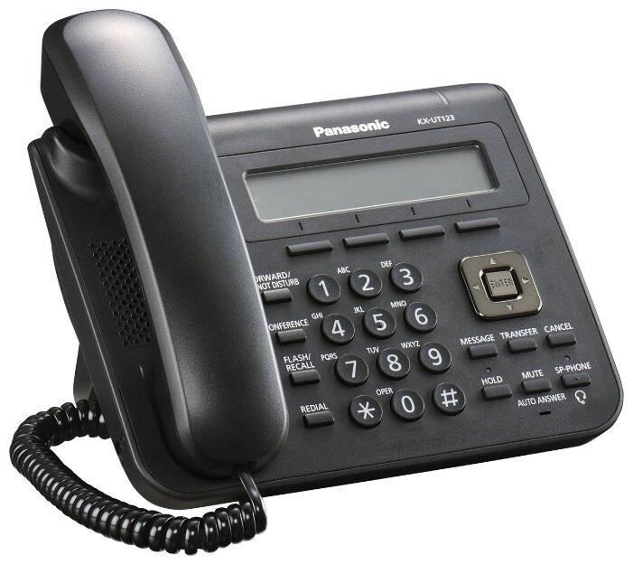 Panasonic VoIP-телефон Panasonic KX-UT123