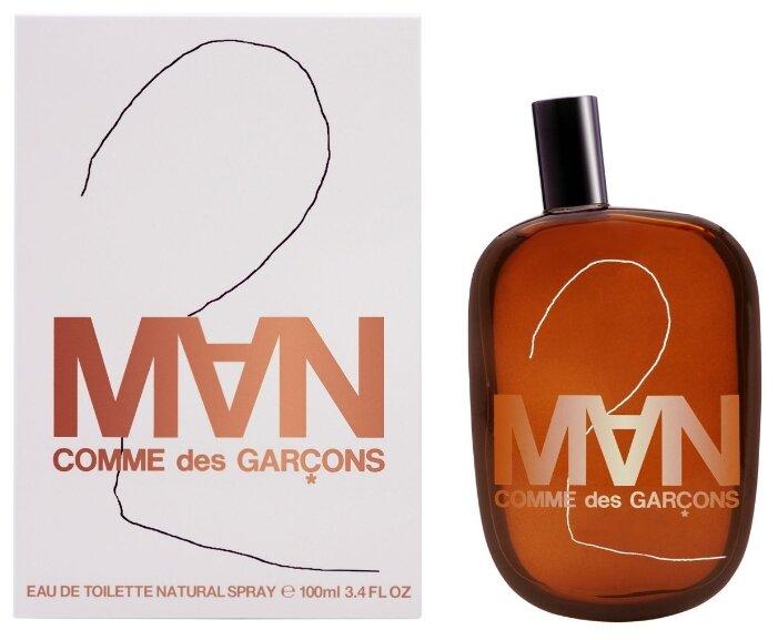 Туалетная вода Comme Des Garcons Comme des Garcons 2 Man