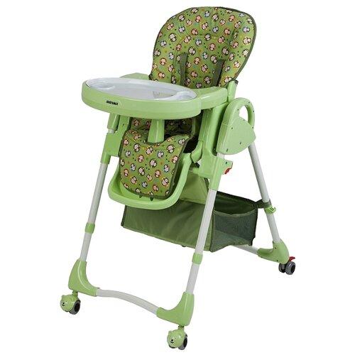 Стульчик для кормления Shenma CHCL00 зеленый стульчик для кормления babys piggy розовый