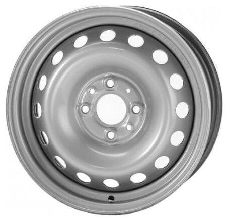 Колесный диск Trebl 5220 5x14/4x100 D54.1 ET46 silver