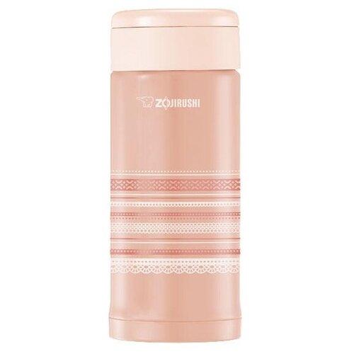 Классический термос Zojirushi SM-AFE35, 0.35 л розовое кружево