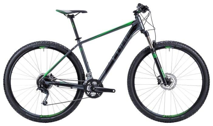 Горный (MTB) велосипед Cube Analog 29 (2015)
