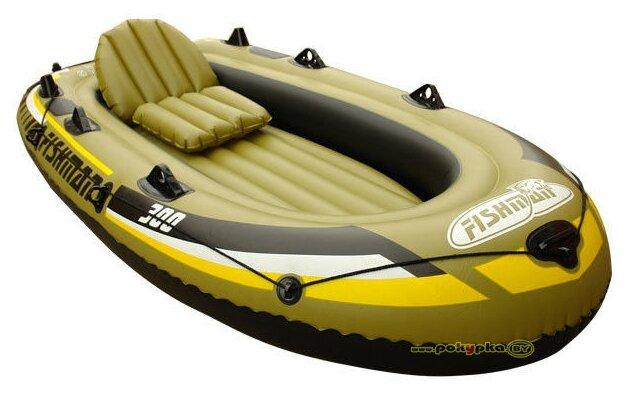 Надувная лодка Jilong Fishman 300set
