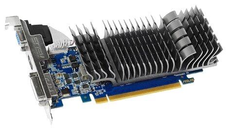 ASUS GeForce GT 610 810Mhz PCI-E 2.0 1024Mb 1200Mhz 64 bit DVI HDMI HDCP Silent