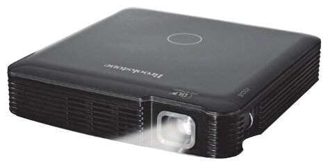 Brookstone 1080p HDMI Pocket Projector