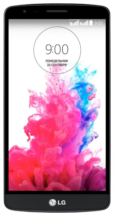 LG G3 Stylus D690 Black
