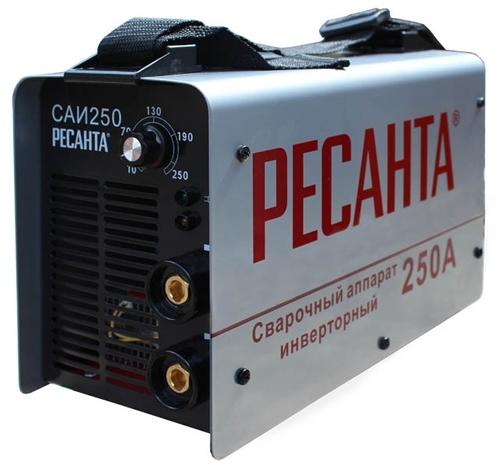 Сварочный аппарат инвертор ресанта саи 250 сварочные аппараты pwm