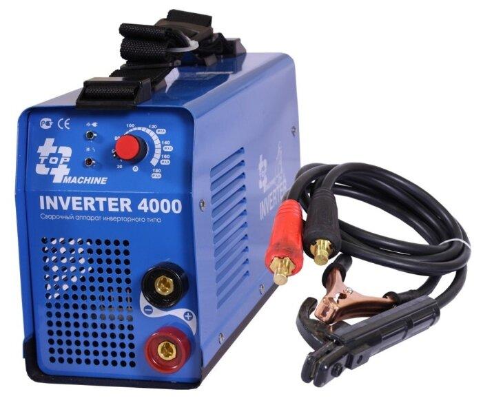 Сварочный аппарат Top Machine Inverter 4000