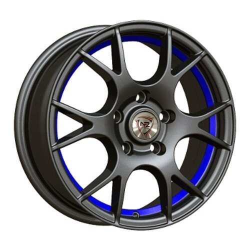 Фото - Колесный диск NZ Wheels F-42 6x15/4x100 D60.1 ET40 BKBSI колесный диск nz wheels f 42 6x15 4x100 d60 1 et40 bkbsi