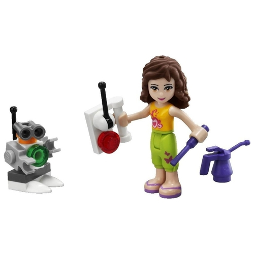 Конструктор LEGO Friends 3933 Лаборатория Оливии Конструкторы