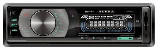 Автомагнитола SUPRA SDV-603U