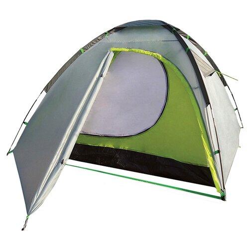 Палатка ATEMI OKA 3 CX серый/зеленый недорого
