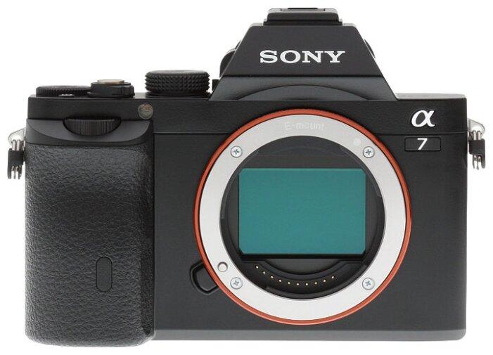 Sony Фотоаппарат со сменной оптикой Sony Alpha A7 Body