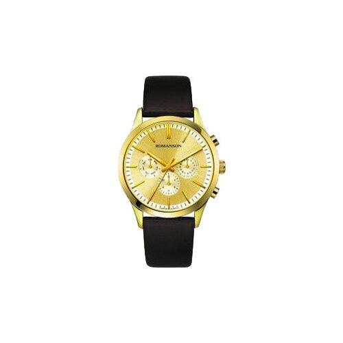 цены Наручные часы ROMANSON TL0354BMG(GD)