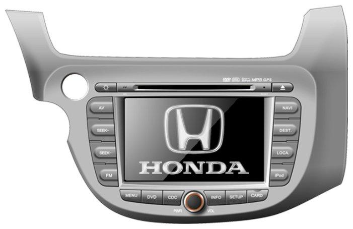 PMS Honda Jazz