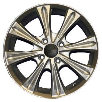 Колесный диск Tech-Line 523 6x15/4x100 D67.1 ET39 S