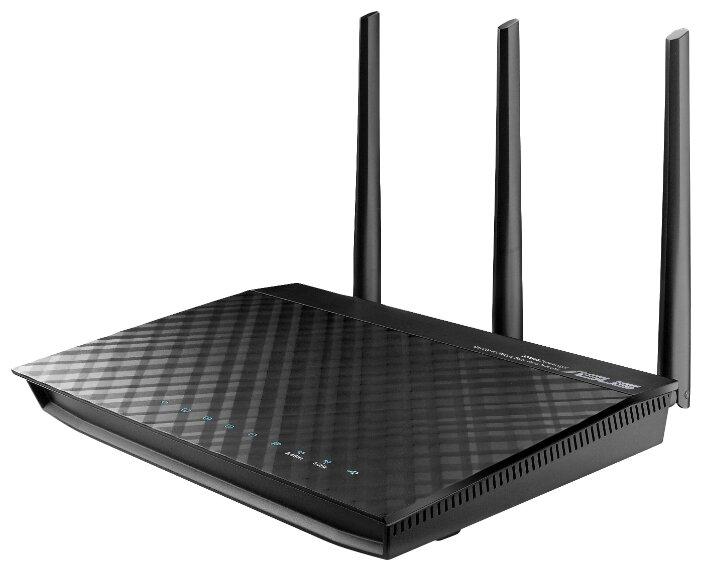 Wi-Fi роутер ASUS RT-N66U