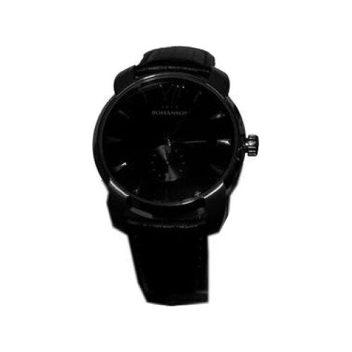 Наручные часы ROMANSON TL1250MW(BK)BK romanson tl 9220r mw bk