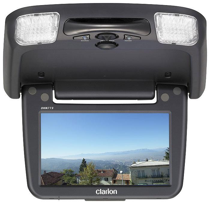 Автомобильный монитор Clarion OHM773