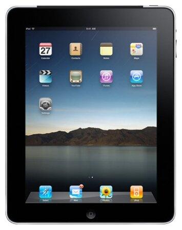 Планшет Apple iPad (2010) 16Gb Wi-Fi + 3G