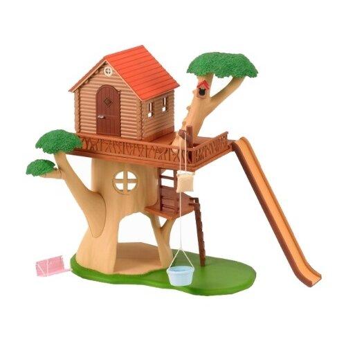 Купить Игровой набор Sylvanian Families Дерево-дом 2882/4618, Игровые наборы и фигурки