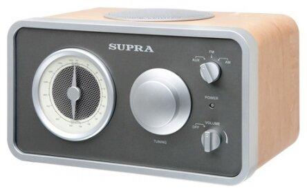 Радиоприемник SUPRA ST-109 Walnut